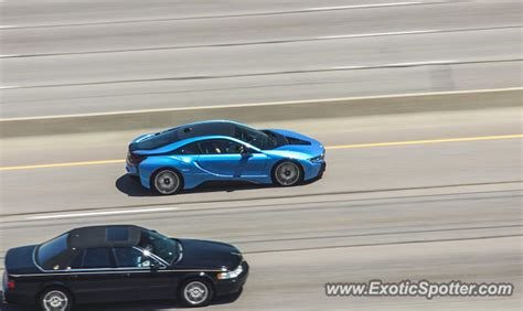 Bmw I8 Spotted In Dtc, Colorado On 08/07/2016