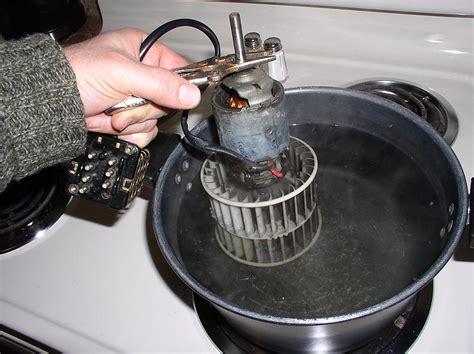easy heater blower fan removal mercedes benz forum