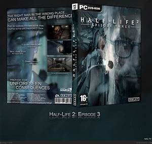 Half Life 2 Episode 3 PC Box Art Cover By Nalty