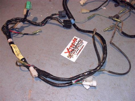 Find Yamaha Warrior Electrical Wiring Harness