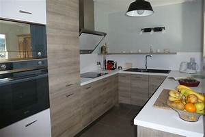 une petite cuisine qui a tout dune grande le blog With mod le de cuisine en u