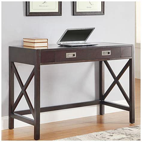 big lots desk chair 44 quot espresso writing desk big lots