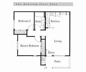 Simple house floor plans teeny tiny home pinterest for Simple house plan
