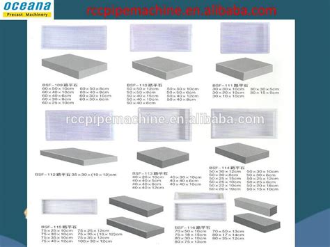 Concrete Slabs For Patio by Sale High Quality Plastic Mould For Paver Tile