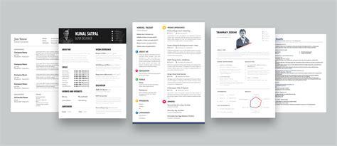 graphic designer resume design freelance template free microsoft word cv mult igry