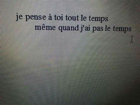 Tu Me Manques Tellement Quotes