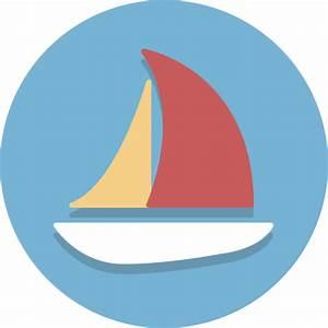 Boat, sailboat, ship, vessel icon | Icon search engine
