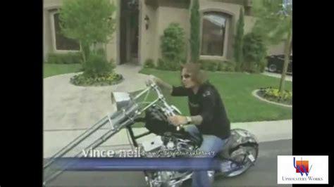 Upholstery Works of Las Vegas ft. Vince Neil's sofa on MTV ...
