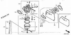 Honda Small Engine Parts Gc190 Oem Parts Diagram For