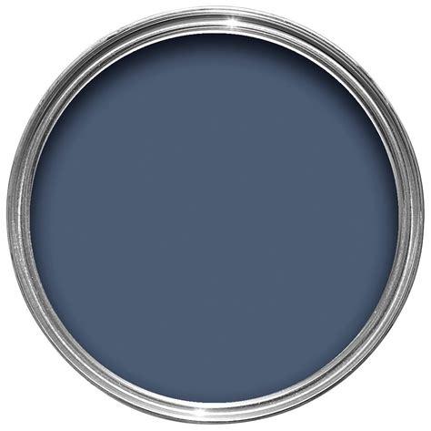 dulux timeless classics breton blue matt emulsion paint 2 5l departments diy at b q