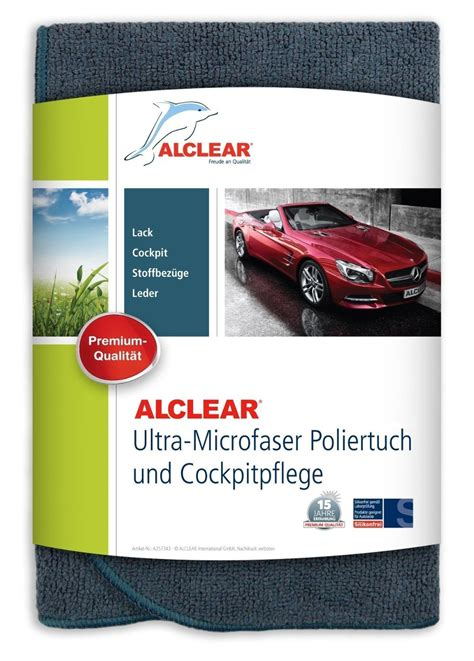Innovaclean Ultra Microfasertuch by 12microfaser De Alclear 174 Ultra Microfaser Poliertuch Und