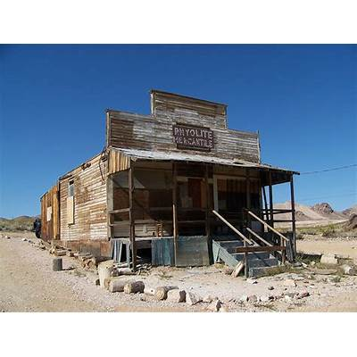 5 More American Ghost Towns