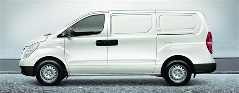 Hyundai H1 Cargo Technical Details History Photos On Better Parts Ltd