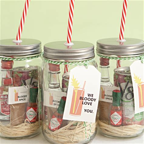 mason jar bloody mary gift spice mix