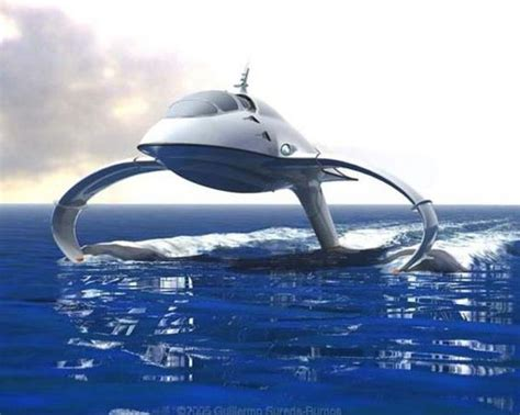 Hydrofoil Yacht Design by Modern High Speed Hydrofoil Boat Design Devilishly