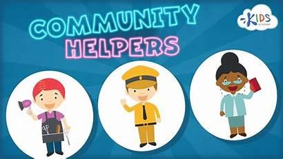Helpers Community Preschool Kindergarten Jobs Activities Occupations