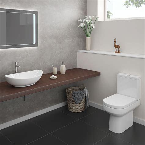 stylish toilet antonio modern bathroom suite online at victorian plumbing co uk