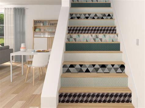 decoration escalier  habillage descalier agencement