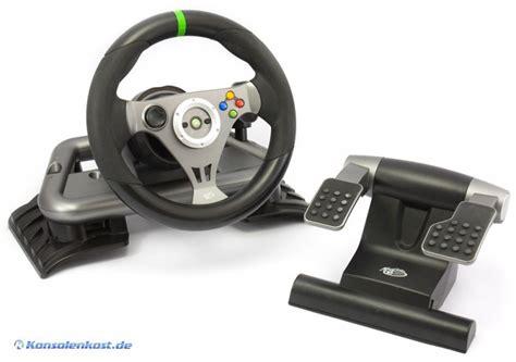 xbox one lenkrad mit pedalen xbox 360 lenkrad racing steering wheel wireless mit pedale schwarz madcatz gebraucht