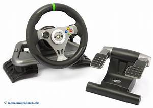 Lenkrad Xbox 360 : xbox 360 lenkrad racing steering wheel wireless mit ~ Jslefanu.com Haus und Dekorationen
