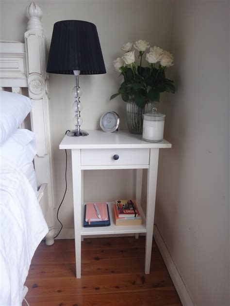 What To Put In A Nightstand by How I Organise My Bedside Table Sunday Chronicles