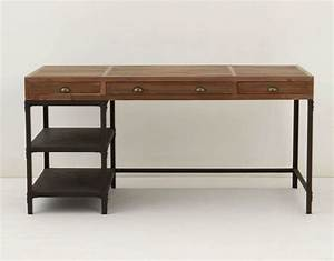 Correspondence Desk - Industrial - Desks And Hutches - by