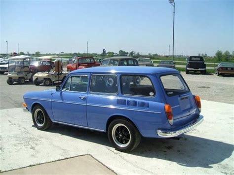 volkswagen squareback 1970 1970 volkswagen squareback wagon blue só peruas pinterest