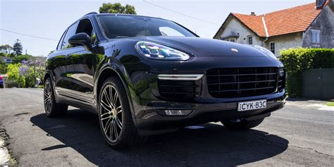 Yep, that's the price of the turbo s, which comes factory standard with almost all the options that porsche could think of for the cayenne line. 2016 Porsche Cayenne Turbo S Review | CarAdvice