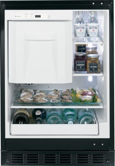 zibshss monogram  undercounter refrigerator ice maker wine shelf stainless steel