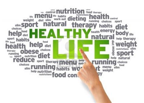 Live A Healthy Life  One Little Victory
