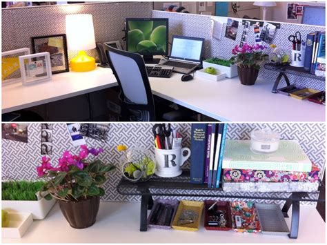work desk decoration ideas ask annie how do i live simply in a cubicle cubicle
