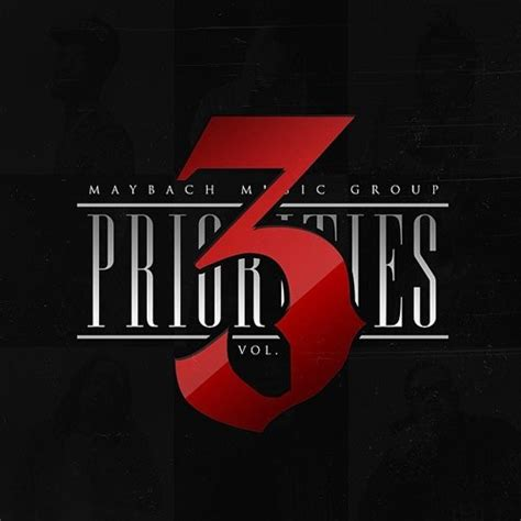 Priorities 3 (mixtape