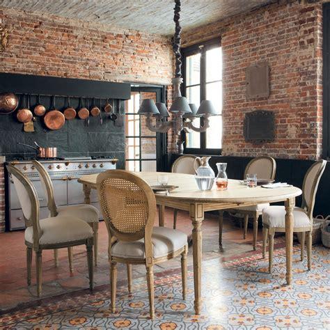 table et chaise de salle a manger maison du monde chaise