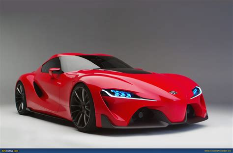 Ausmotivecom » Detroit 2014 Toyota Ft1 Concept