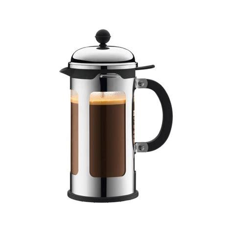 cafetiere a piston cafeti 232 re 224 piston bodum chambord 8 tasses 1l nouveau