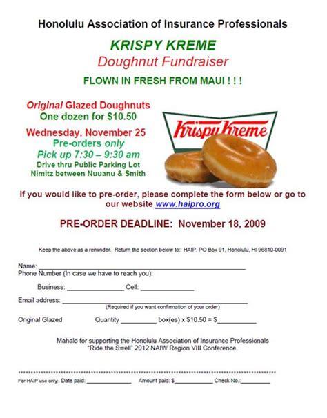 "Support ""Ride The Swell 2012″…Krispy Kreme Fundraising ..."