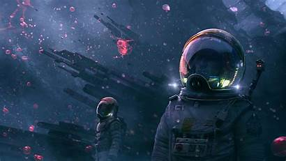 Astronaut Digital 4k Wallpapers Background Space Resolution