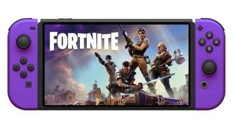 fortnite   perfect fit   nintendo switch