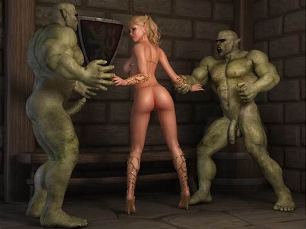 #Stunning #Fantasy #Babes #Taking #Hard #Tools #Form #Horny #Creatures