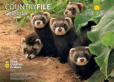 buy countryfile calendar competition winners