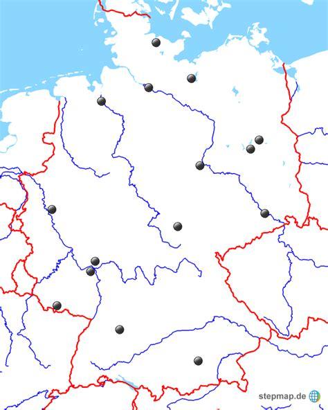 topographie deutschland karte  blog