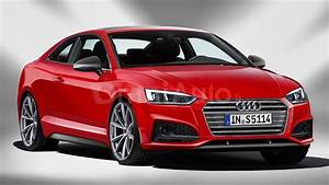 Audi S5 Coupe : 2017 audi s5 coupe render seems highly plausible ~ Melissatoandfro.com Idées de Décoration