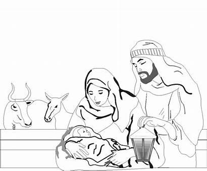 Coloring Bible Pages Christmas Bibel Printable Coloringpages1001