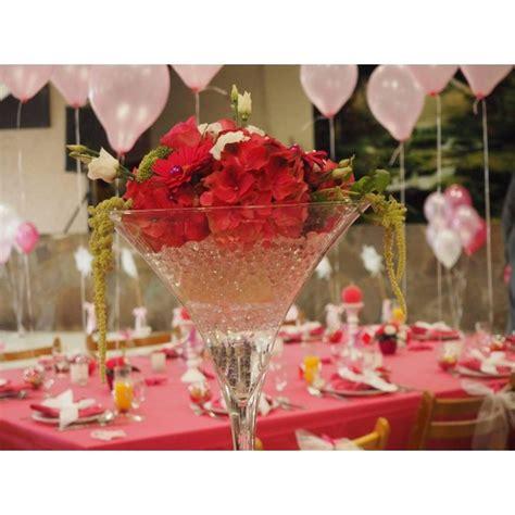 location vase centre de table mariage vases martini location mariage