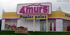 Tapisserie 4 Murs : papierpeint9 magasin les 4 murs papier peint ~ Melissatoandfro.com Idées de Décoration