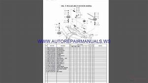 Iseki Full Set Parts Catalogue Dvd