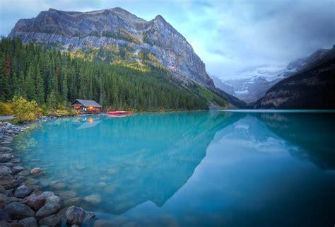 About Banff-lake Louise