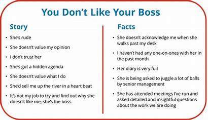 Story Conflict Workplace Types Fact Facts Example
