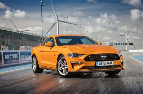 Ford Mustang Gt 5.0 V8 2018 Uk Review