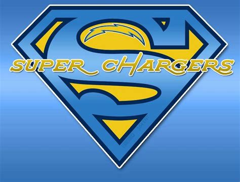 San Diego Super Chargers!